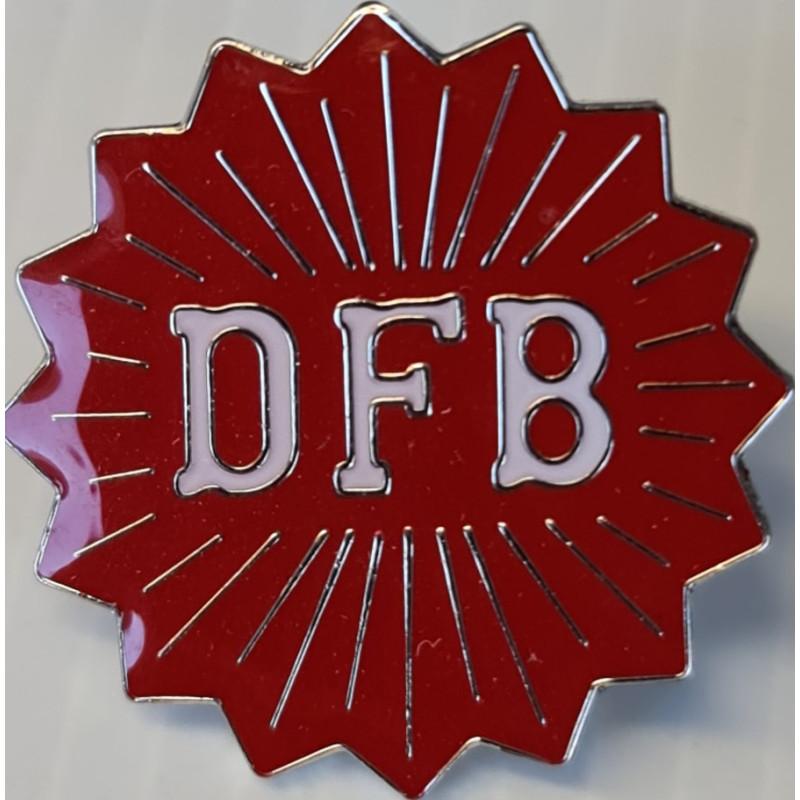 Pin DFB (Kokarde für Dienstmütze)